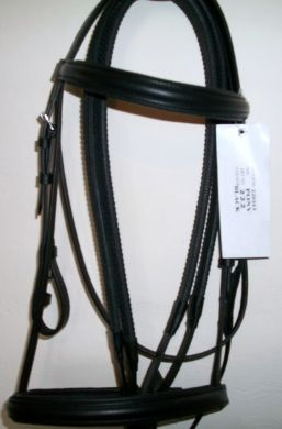 WINDSOR SNAFFLE BRIDLE