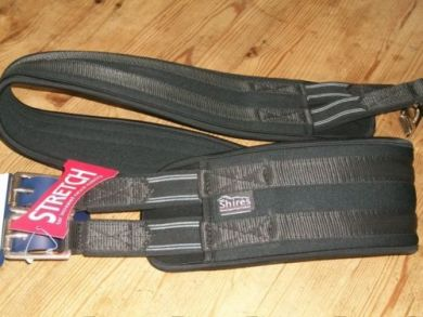 SHIRES SOFT NEOPRENE GIRTH.